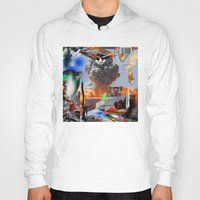lebron Hoodies featuring Show Me The Money by artbynatejames