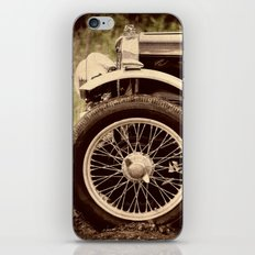 Vintage MG iPhone & iPod Skin