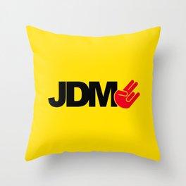 JDM shocker v3 HQvector Throw Pillow