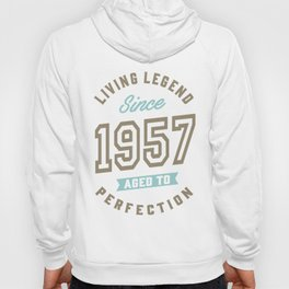 Since 1957 Aged To Perfection Hoody