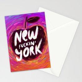New (fuckin') York Stationery Cards