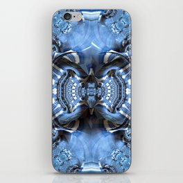 Nothing But Blue Skies iPhone Skin