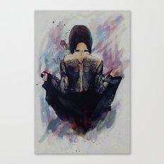 Incite - Dark Angel Canvas Print