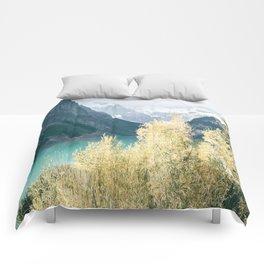 Lake Louise III Comforters