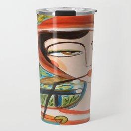 Cocktail en amoureux Travel Mug