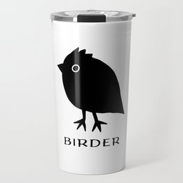 Birder Travel Mug