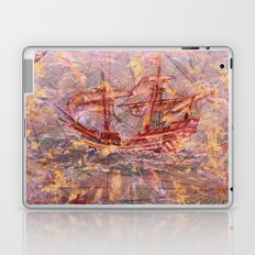back to the dream Laptop & iPad Skin