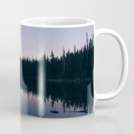 Dark No Name Lake Coffee Mug