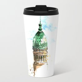 Architecture Argentine Travel Mug