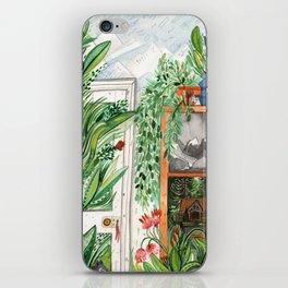 The Jungle Room iPhone Skin