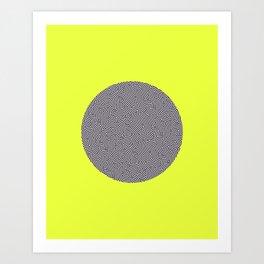 Oyel Art Print