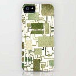 #17. JONNY - Microchip iPhone Case