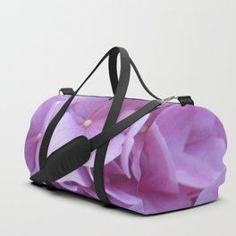 Hydrangea Duffle Bag