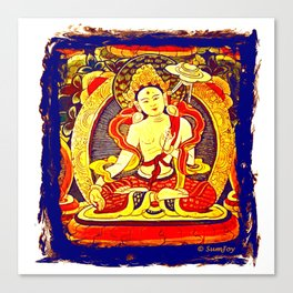 Thanka (1) Canvas Print