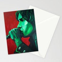Julian Acrylic Stationery Cards