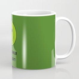 happy vegan Coffee Mug
