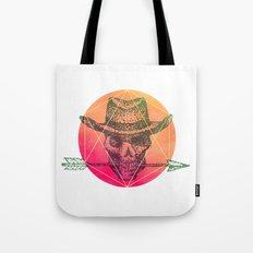 Dead Sheriff Tote Bag