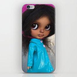 ERREGIRO BLYTHE DOLL KALIE iPhone Skin