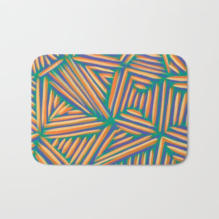 Triangular Bath Mat