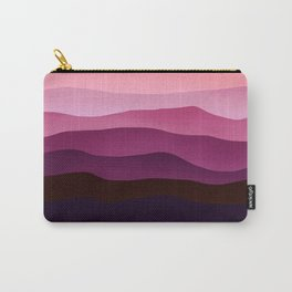 Stratum Purple Carry-All Pouch