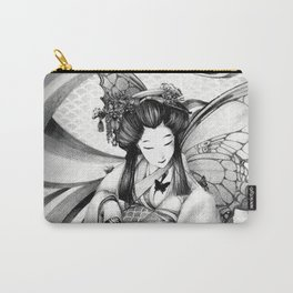Madam Butterly Carry-All Pouch