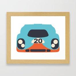 Le Mans Framed Art Print