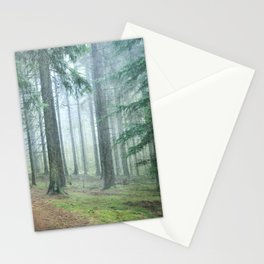 deep in thoughts Stationery Cards