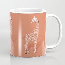 Animal Kingdom: Giraffe I Coffee Mug