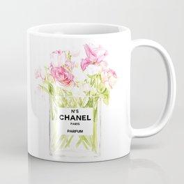 PERFUME FLORAL No.5 Coffee Mug