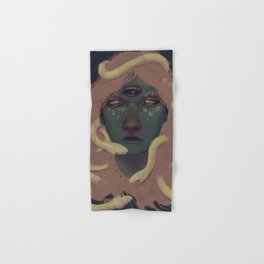 of witches and pets Hand & Bath Towel