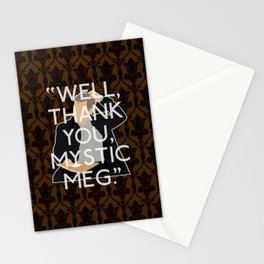 The Six Thatchers - Greg Lestrade Stationery Cards