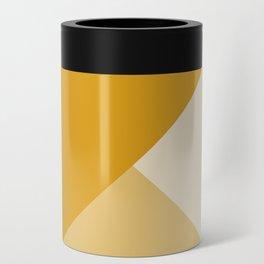 Mustard Tones Can Cooler