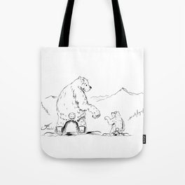 A Moments Paws Tote Bag