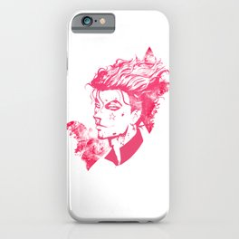 Hisoka HxH iPhone Case