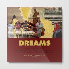 Dreams - Akira Kurosawa Metal Print