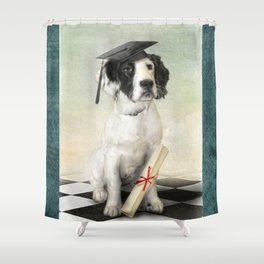 Graduation Day Shower Curtain