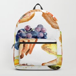Breakfast Backpack