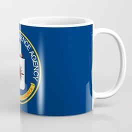 CIA Flag Coffee Mug