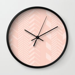 Arrow Lines Wall Clock