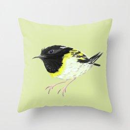 Stitchbird Throw Pillow