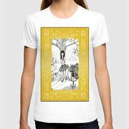 Snow White and The Hunter T-shirt
