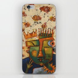 Brain Vapors iPhone Skin