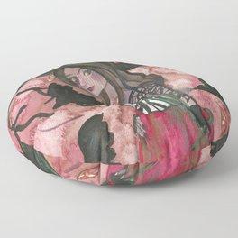 Raven Witch Floor Pillow