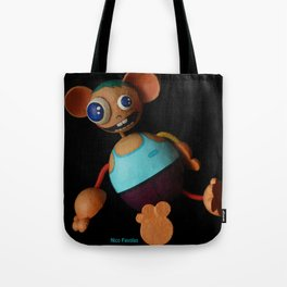 Nico Favolas Tote Bag