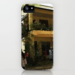 The School House iPhone Case