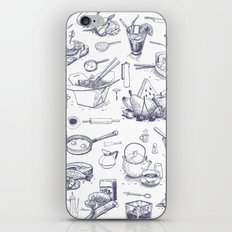 My Lovely Kitchen iPhone & iPod Skin
