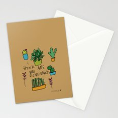 Plant Love. Stationery Cards