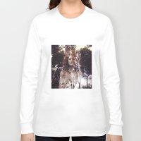 redhead Long Sleeve T-shirts featuring redhead girls by MartaSyrko