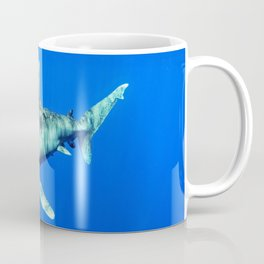 Oceanic Whitetip Shark Coffee Mug