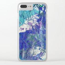 High Tide Clear iPhone Case